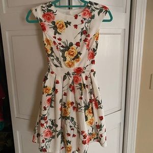 EMERALD SUNDAE Juniors fit and flare dress, XXS